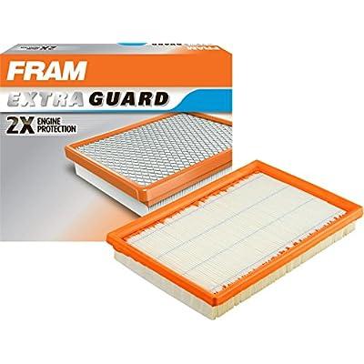 FRAM CA10677 Extra Guard Flexible Rectangular Panel Air Filter: Automotive