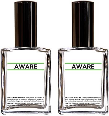 Aware Pheromones for Social and Business Situations - (2 Bottles Special Offer Discount)