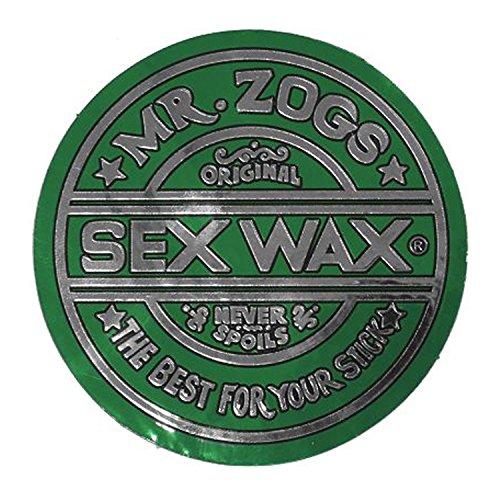 Sex Wax Mr. Zoggs Sticker 7
