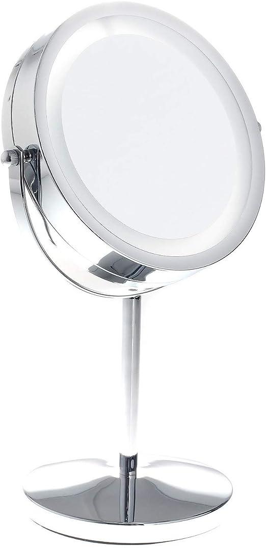 TUKA LED Espejos Maquillaje, 10x aumentos, afeitarse Espejos para ...