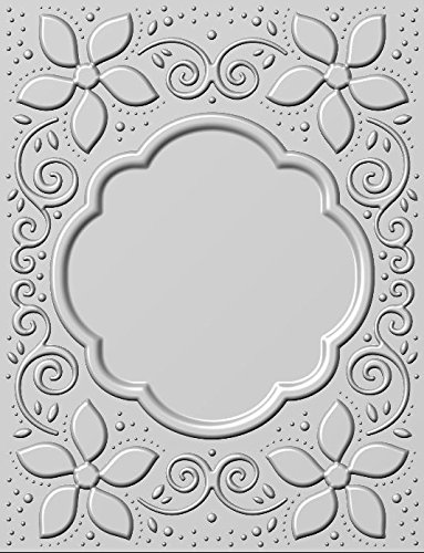 Sue Wilson EF3D-002 3D Embossing Folder 5.75 x 7.5 - Natalies Poinsettias Creative Expressions EF3D-007