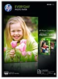 HP Everyday A4 Photo paper, 210 x 297 mm - White, 100 Sheets