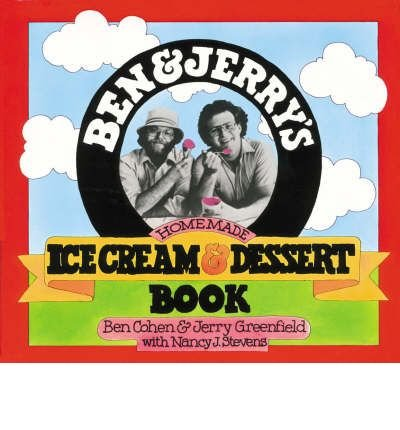 BEN & JERRY'S HOMEMADE ICE CREAM & DESSERT BOOK BY Cohen, Ben[Author]Paperback