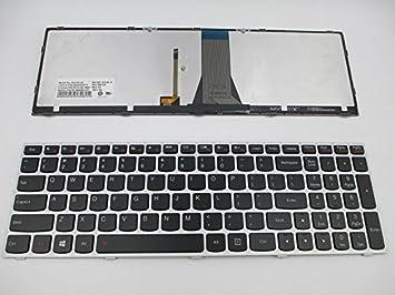 Repuesto de retroiluminación teclado para ordenador portátil Lenovo G50 G50 – 30 G50 – 45 G50