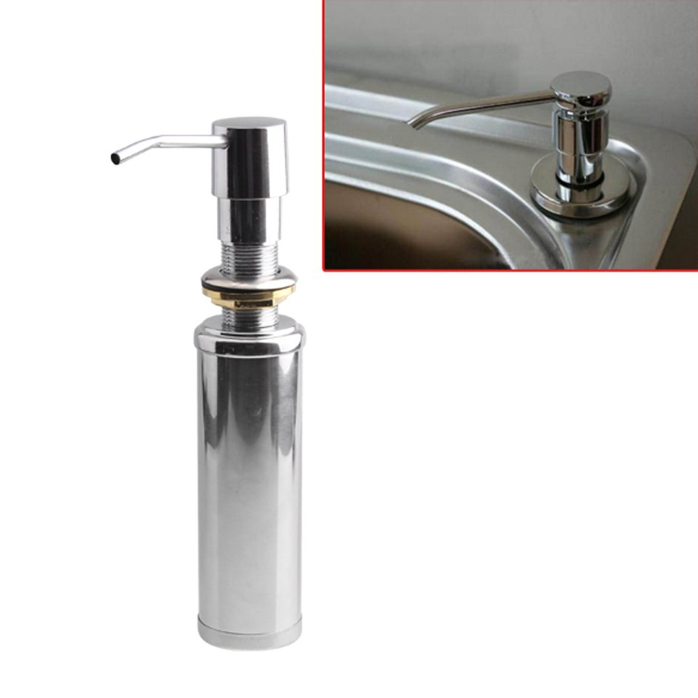 SaySure - Kitchen Sink Soap Sanitizer Lotion Dispenser Pump Replacement