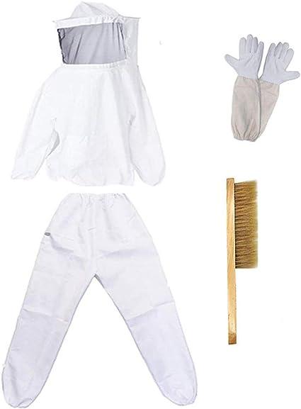 Professional Beekeeping Protective Jacket Suit Bee Keeping Beekeeper Equipment Z