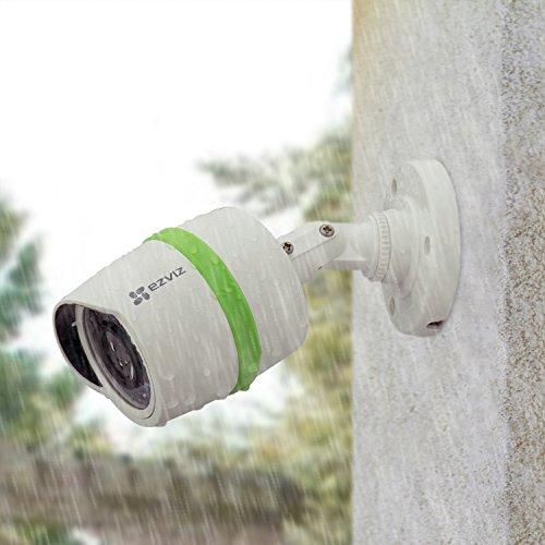 EZVIZ FULL HD 1080p Outdoor Surveillance System, 4 Weatherproof HD Security Cameras, 4 Channel 1TB DVR Storage, 100ft Night Vision, Customizable Motion Detection by EZVIZ (Image #6)