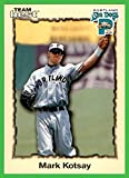 1998 Best #21 Mark Kotsay FLORIDA MARLINS