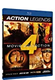 Action Legends: 4 Movie Collection (Attack Force / Into the Sun / Universal Soldier: The Return / Second in Command) [Blu-ray]