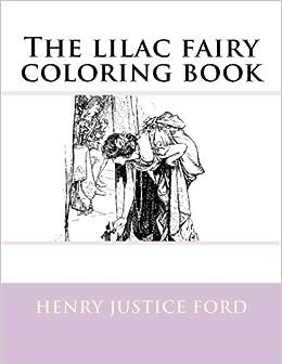 The lilac fairy coloring book: Amazon.de: Monica Guido, Henry ...
