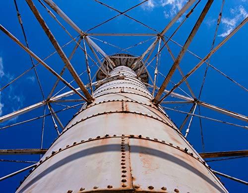 Home Comforts Canvas Print Beach Landmark Old Florida Lighthouse Boca Grande Vivid Imagery Stretched Canvas 32 x 24
