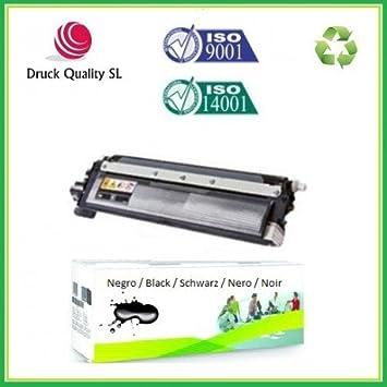 DQ TN241/245 BK Toner Compatible de toner negro para impresoras ...