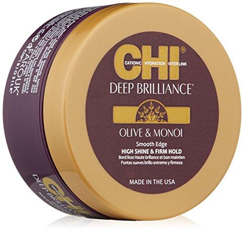 CHI Deep Brilliance Olive & Monoi Smooth Edge, 1.9 oz