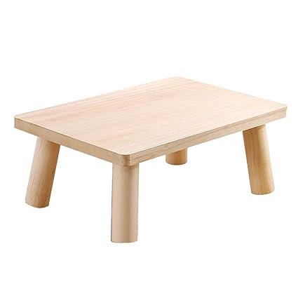 Wzhfoldingtable Table D Appoint Japonaise En Bois Massif