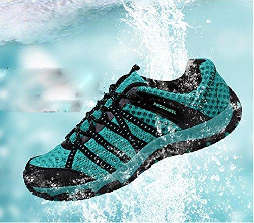 de Running de de senderismo al escalada antideslizantes mujeres aire Zapatos Running libre escalada Zapatos baja para de Rosado Huaihsu deportes Zapatos 4q7n5B8fx