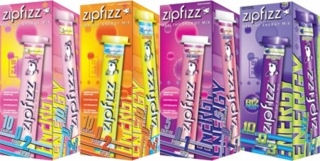 Zipfizz Grape – Energy Drink Mix