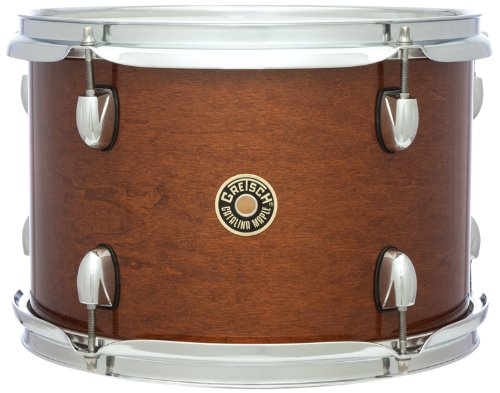 Gretsch Drums Catalina Maple CM1-0812T-WG Drum Set Rack Tom, Walnut Glaze