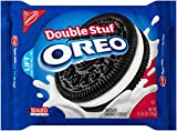 #10: Oreo Double Stuf Chocolate Sandwich Cookies, 15.35 Ounce