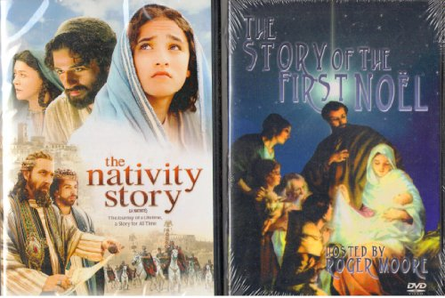 The Nativity Story , the Story of the First Noel : Christian History 2 Pack