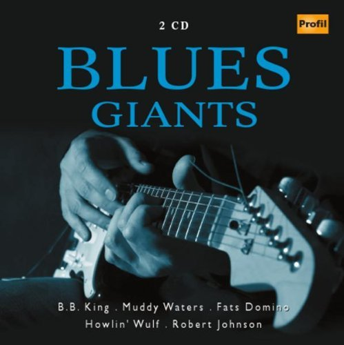Fats Domino - Various: Blues Giants (Best Of Blues) By Muddy Waters - Zortam Music