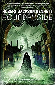 Foundryside Book Cover