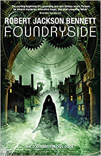 "Foundryside"""