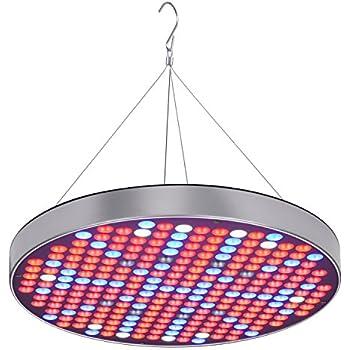 Amazon.com : 50W LED Grow Lights Bulb, Osunby UFO 250 LEDs