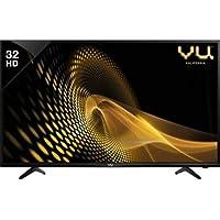 VU 80 cm (32 Inches) HD Ready LED TV 32GVPL (Black) (2019 Model)