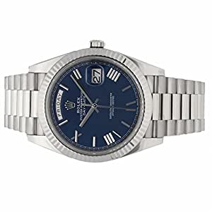 Rolex Day-Date II automatic-self-wind mens Watch 228239 (Certified Pre-owned)