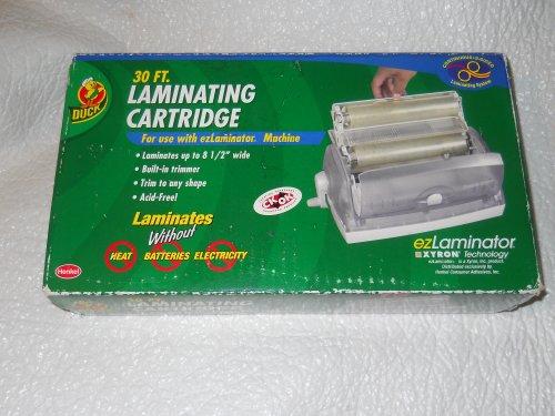 - Xyron 30 Ft. Laminating Cartridge for Use with Ezlaminator Machine