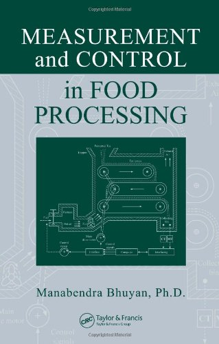 Measurement and Control in Food Processing