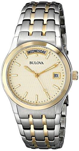 Bulova-Mens-98C60-Two-Tone-Bracelet-Watch