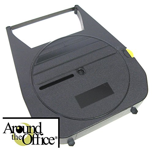 Around The Office Ribbon Black Compatible with T800 EC800 SWS1009. Canon AP 9017, AP 9417, AP-RB41, Nakajima AE 800, AE 830, Olympia SS 330, 300, Swintec 7040, SWS 1009 by AROUND THE OFFICE