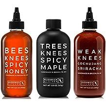 Bushwick Kitchen Threes Knees Spicy Trio