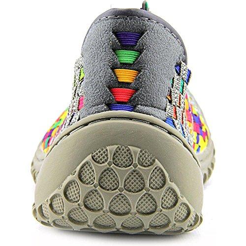 Flats Shoes Bright Woven Liz Fashion Womens Corkys Multi RwavCx6wq