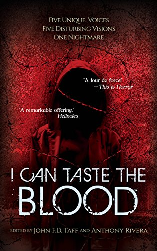 I Can Taste the Blood (English Edition)