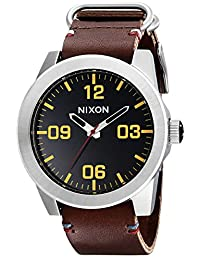 Nixon Men's A243019 Corporal Watch