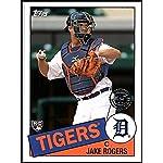 2016 Bowman Draft #BD-76 Jake Rogers NM-MT Astros