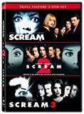 Buy Scream / Scream 2 / Scream 3 (Triple Feature 3-DVD Set)