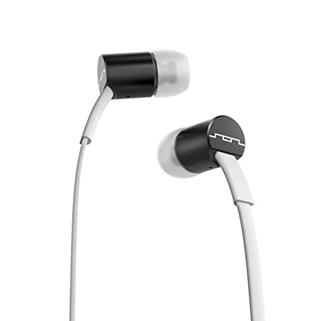 c8aa775f654 SOL REPUBLIC Jax Wired 3-Button In-Ear Headphones, Apple Compatible, Tangle