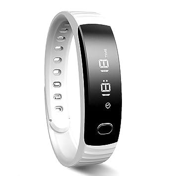 Gosear H8 Pulsera Inteligente Deportes Reloj de Pulsera de Actividad Teléfono Celular Mate con Podómetro Sleep