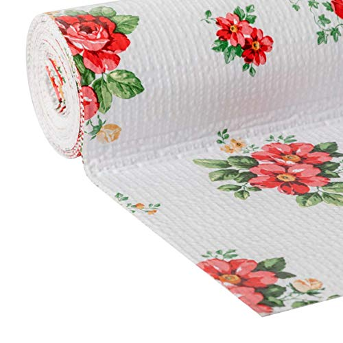 The Pioneer Woman Non-Adhesive Shelf Liner Vintage Floral (20 in X 6 FT)