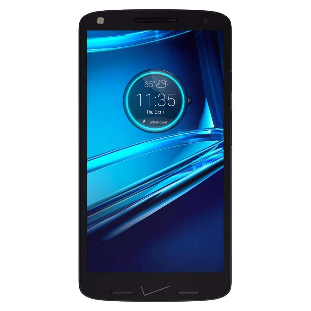 Amazon.com: Motorola XT1585 Turbo 2, (32GB) 5.4 (White, Verizon): Cell Phones & Accessories