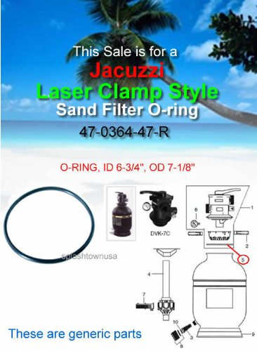 Jacuzzi Sand Filter - 8