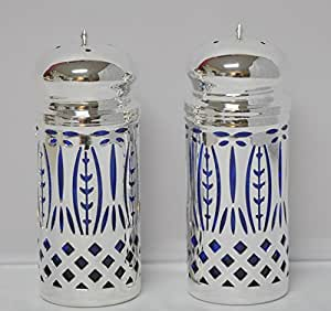 Avon Royal Sapphire Collection - Salt & Pepper Set