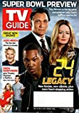 TV Guide Magazine January 30-February 12, 2017 | Super Bowl Preview, 24 Legacy