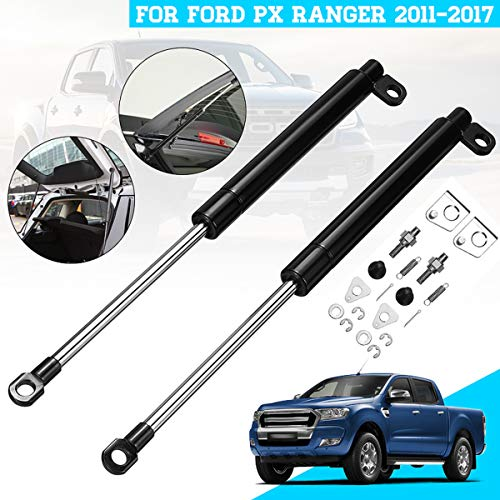 - Alelife 1 Pair Rear Tailgate Slow Down & Easy Up Strut Kit for Ford PX Ranger 2011-2017