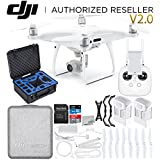 DJI Phantom 4 Pro V2.0/Version 2.0 Quadcopter Rugged Essential Bundle