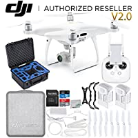 DJI Phantom 4 Pro V2.0/Version 2.0 Quadcopter Rugged Essential Bundle