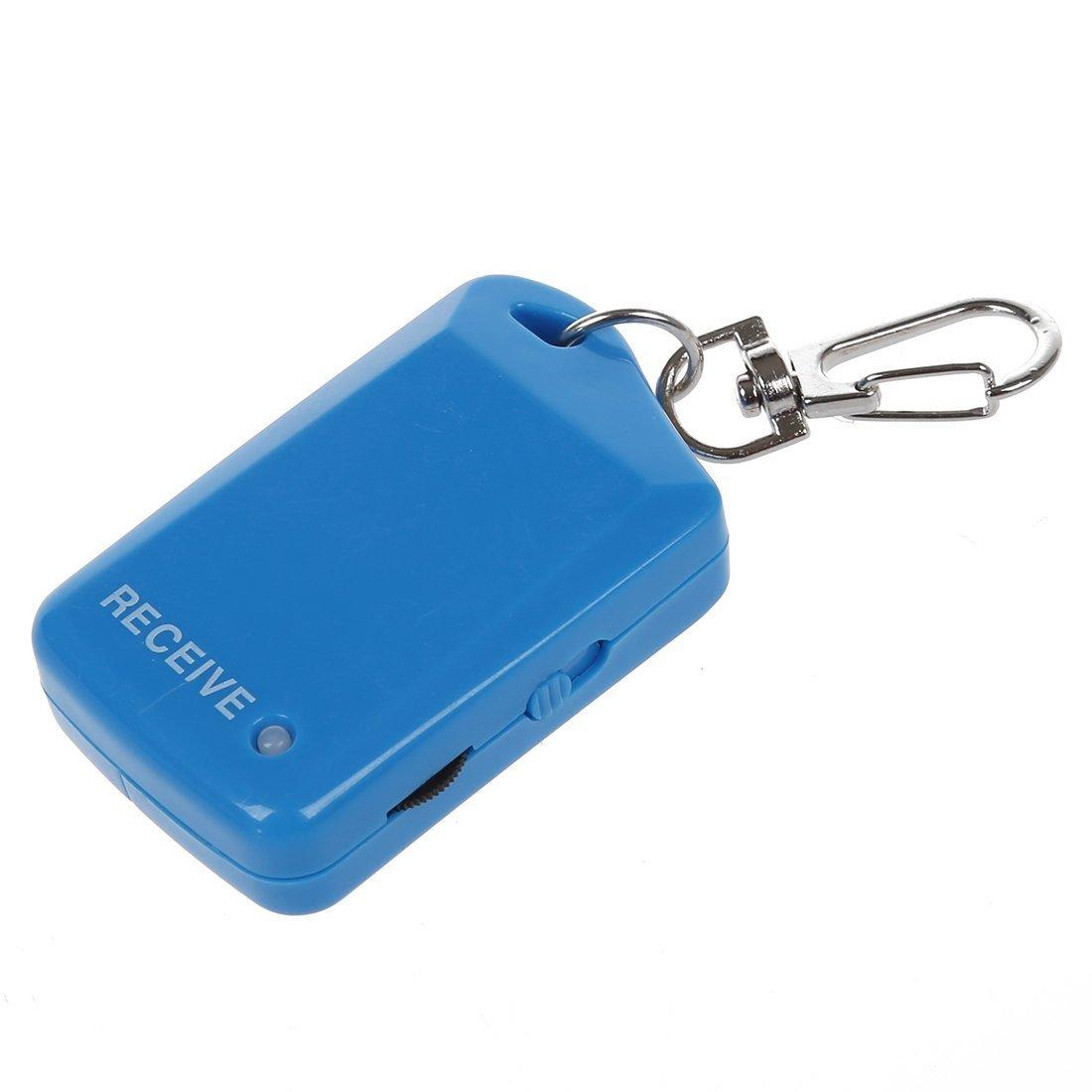 TOOGOO(R) Pulsera de seguridad para ninos Anti-perdida dispositivo de alarma para proteger al nino al aire libre 027795